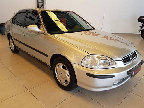 Honda Civic 1.6 Ex 16v Gasolina 4p Automático