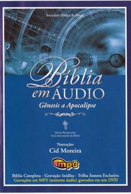 Biblia Completa Narrada Por Cid Moreira
