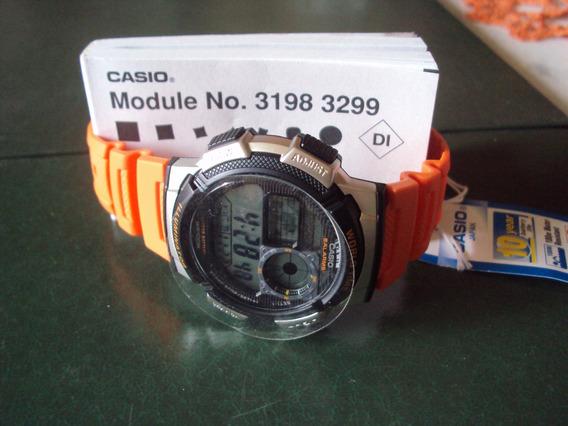 Relógio Casio 3198