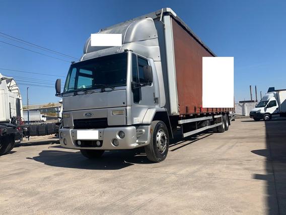 Ford Cargo 2422com Bau Saider 11,8/n Vw 24250 Worker 24220
