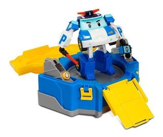 Robocar Poli Valija Policia 83072 Exclusivo