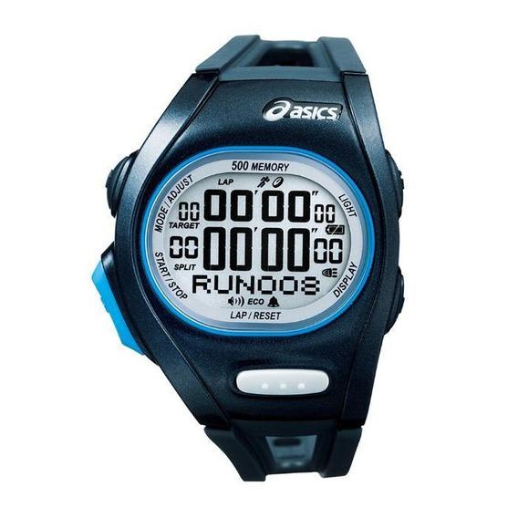 Relógio De Pulso Asics Race Regular - Azul Marinho