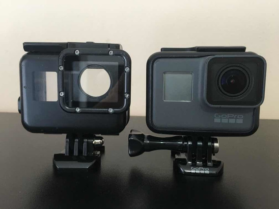 Câmera Gopro Hero 5 Black + Câmera Estanque