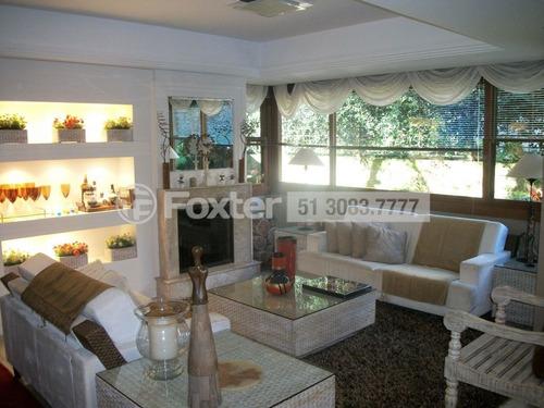 Casa Em Condomínio, 4 Dormitórios, 343 M², Pedra Redonda - 14466