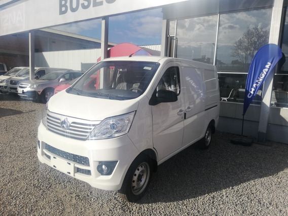 Van Plus Carga Changan
