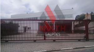 Galpão Industrial Para Locação, Parque Industrial, Embu Das Artes. - Ga0082
