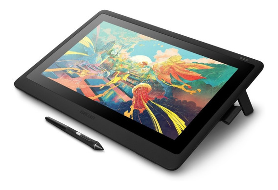 Cintiq 16 Wacom Monitor Interactivo De Tableta Grafica
