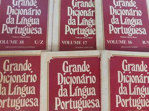 Grande Dicionário Da Língua Portuguesa Semanário 18 Completo
