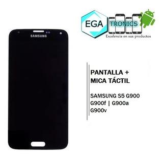 Pantalla Lcd/mica Samsung S5 G900 G900f G900a G900v | Nuevas