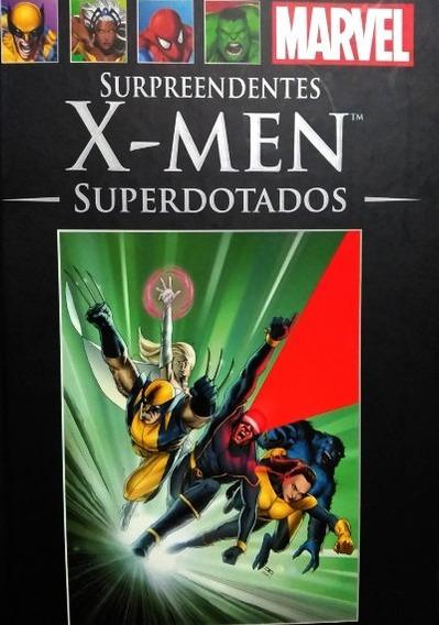 Hq X-men Superdotados Salvat