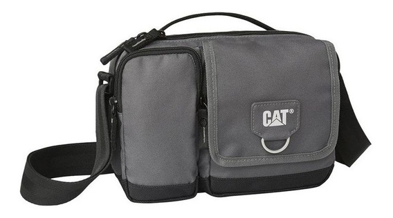 Morral Caterpillar Cat Ramsey Mini Messenger