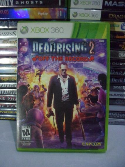 Dead Rising 2 Xbox 360 Midia Fisica Original