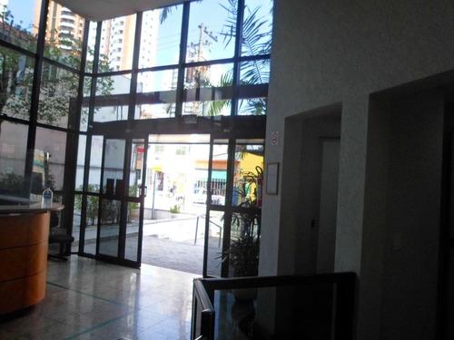 Imagem 1 de 10 de Locação/venda Conjunto Comercial - Chácara Santo Antônio, São Paulo-sp - Rr4663