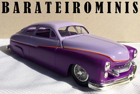 1:24 Ford Mercury 1949 Racing Champions Barateirominis