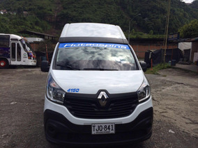 Renault Trafic 2017 - 9 Pasajeros Mas Conductor