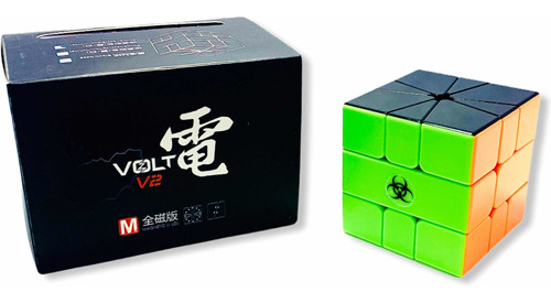 Biocube X-man Volt Square-1 V2 M/ud (full Magnético)