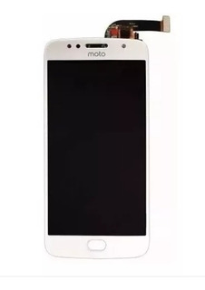 Tela Touch Moto G 5s Xt 1792 Cinza