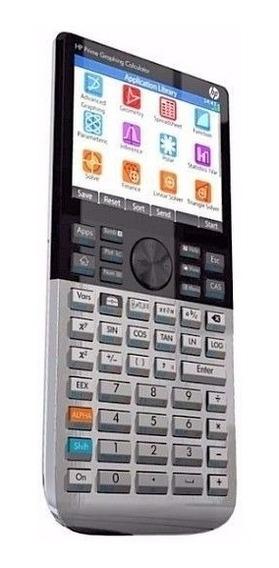 Calculadora Gráfica Hp Prime Touch V2 Original-lacrada