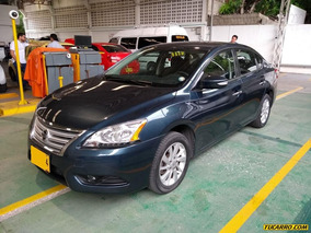 Nissan Sentra B17 [fl] Exclusive Tp 1800cc 6ab Abs Ct Cr
