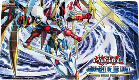 Playmat Konami Sneak Peek Judgment Of Light - Colyseum