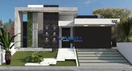 Imagem 1 de 2 de Casa À Venda, 165 M² Por R$ 1.300.000,00 - Usina - Atibaia/sp - Ca0347