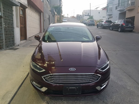 2017 Ford Fusion Se Lux Plus