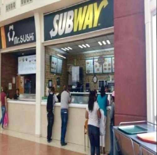 Se Traspasa Subway En Plaza Galerías Cuernavaca