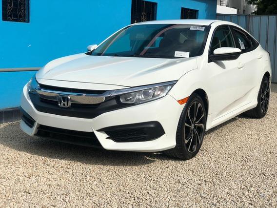 Honda Civic Lx 2016 Clin Carfax