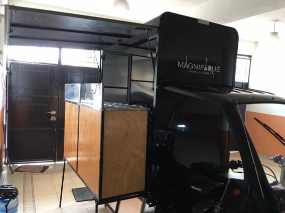 Food Truck (moto) Marca Muevetec De 200cc, Año 2020