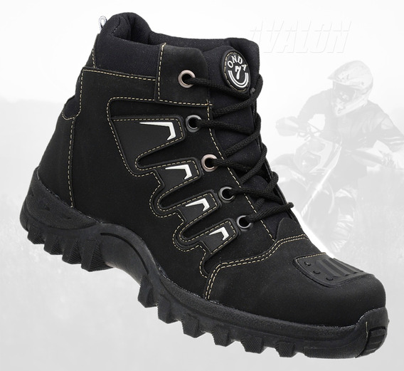 Bota Coturno Adventure Masculina Top 01