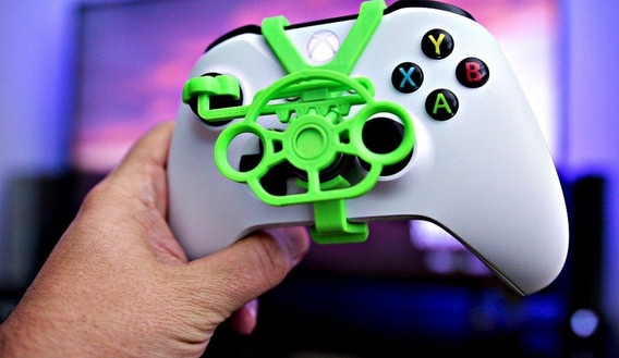 Volante 3d Xbox Ps3 Ps4