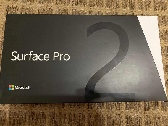 Notebook Microsoft Surface Pro 2 128gb Na Caixa