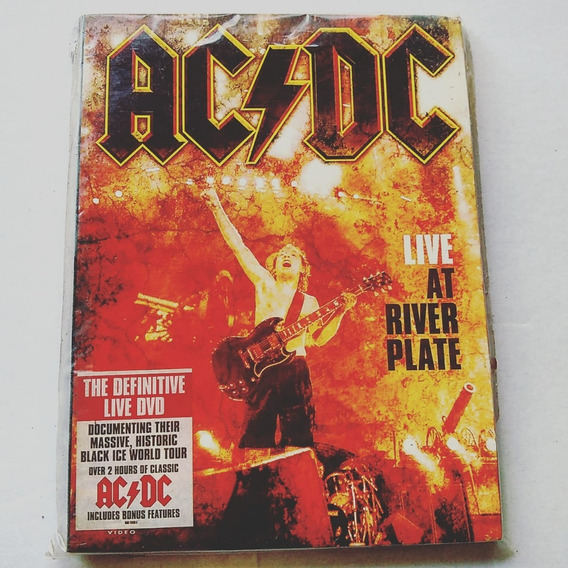 Acdc Live At River Plate Dvd