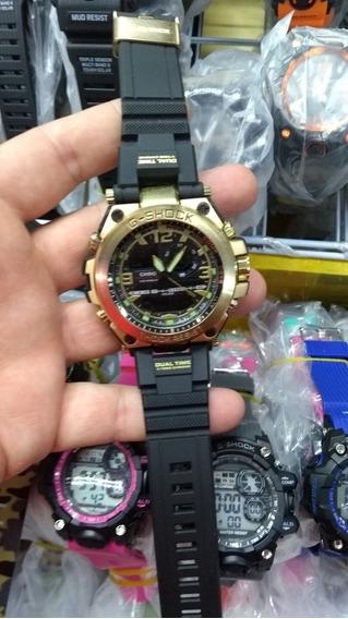 Kit Com 7 Relógios G-shock Masculino