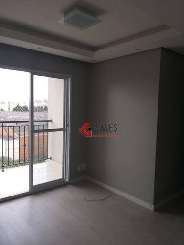 Apartamento Com 3 Dormitórios À Venda, 91 M² Por R$ 665.000,00 - Santa Paula - São Caetano Do Sul/sp - Ap2836