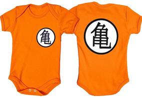 Body Fantasia Goku Ideal Para Mésversário Do Bebê