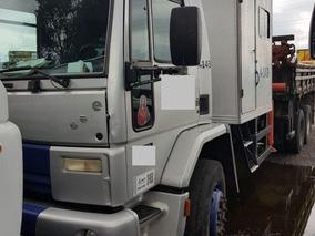 Ford Cargo 24-28 Munck Facchini 12500 Ano 2012