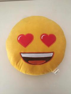 Almohadon Con Forma De Emoji