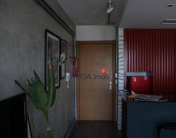 Loft Com Mobiliado E Equipado Para Alugar, No Bairro Três Figueiras, Em Porto Alegre/rs - Lf0078