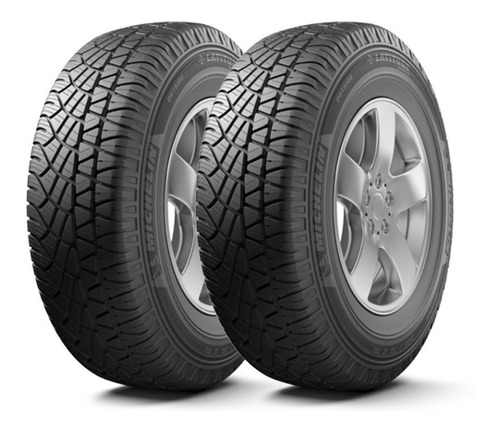 Kit X2 Neumaticos 285/65r17 Michelin Latitude Cross Cuotas