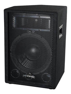Phonic Sem712 Bafle /monitor 2 Vias Parlnt. 12 + Tw 1 300w