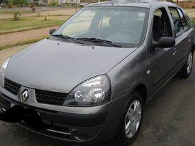 Renault Clio Sedan 2005 - Completo, Excelente Estado.