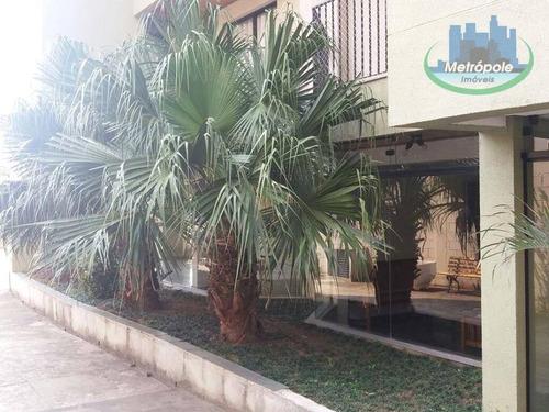 Apartamento À Venda, 58 M² Por R$ 295.000,00 - Vila Rosália - Guarulhos/sp - Ap0842