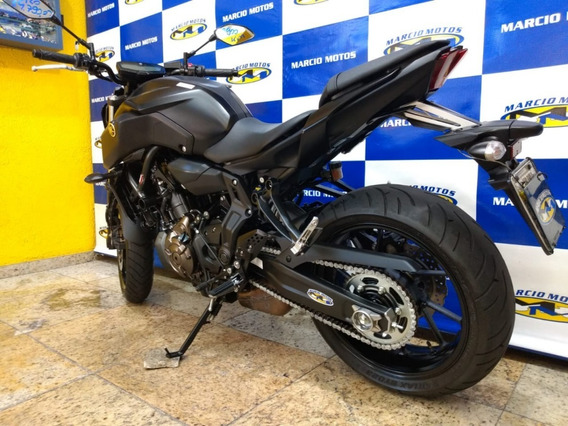 Yamaha Mt 07 Abs 19/20