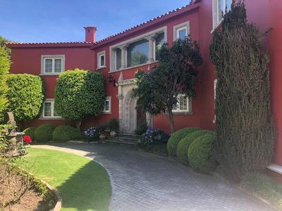 Exclusiva Casa En Lomas De Virreyes, Para Embajada O Expatriados.