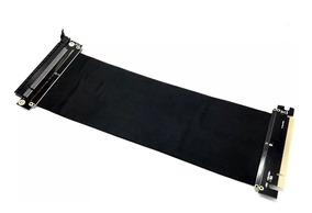 Cabo Adaptador Riser Extensor Flexível Pci-express 16x 24cm