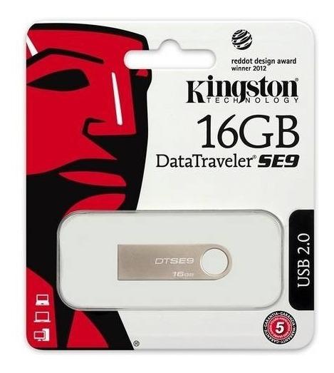 Kit 10 Pendrivers Kingston Dts9 16gb Original