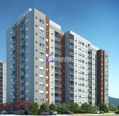 Apartamento À Venda, 2 Quartos, 1 Suíte, 1 Vaga, Anil - Rio De Janeiro/rj - 23096