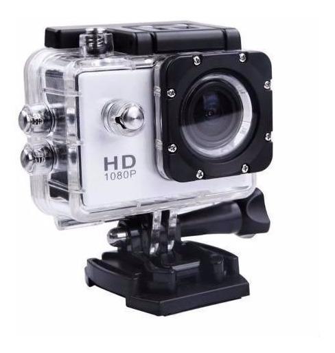 Camera Filmadora Prova Agua Sportcam Sport Hd Progo Hero