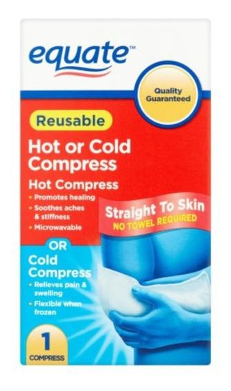 Compresa Almohadilla Gel Frio Caliente Cojin Terapeutico